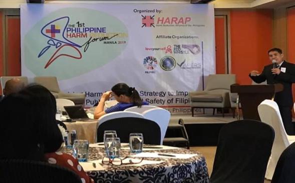 First Philippine Harm Reduction Summit