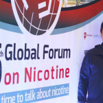 Participation at the Global Forum on Nicotine 2019